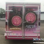 justice for a cure trailer wrap madison wi 2