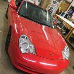 Porsche Color Change Wrap After