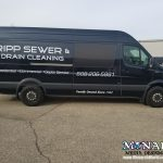 Ripp Sewer Color Change Wrap