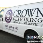 Monarch Cut Vinyl Graphics