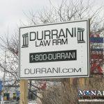 Aluminum Metal Sign Madison Wi