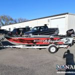 Monarch Boat Graphic Wrap Madison