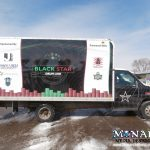 Monarch Box Truck Wrap Madison