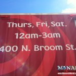 Monarch Food Cart Graphic Wrap Madison