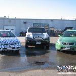 Monarch Full Car Wrap Madison