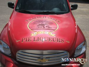 Vehicle Wraps: What You Need to Know ⋆ Monarch Media