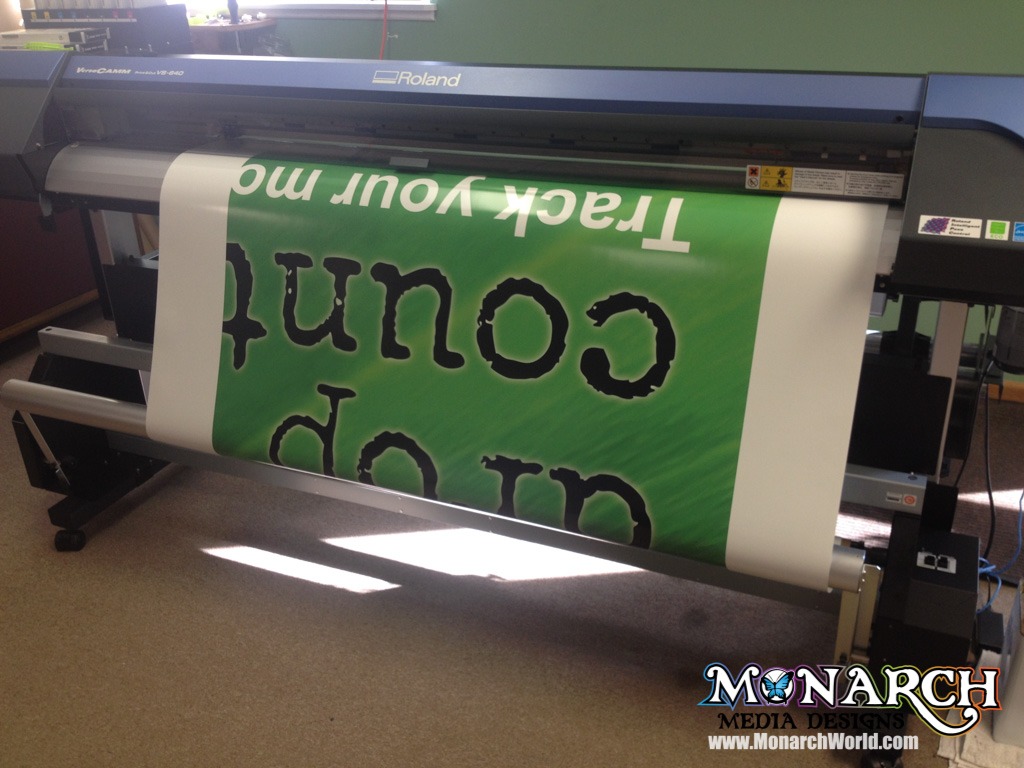 Monarch Large Format Digital Printing