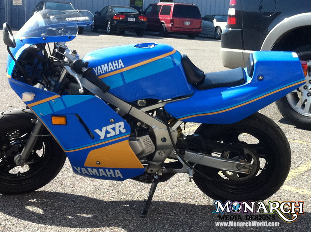Motorcycle Wraps and Graphics ⋆ Monarch Media Designs