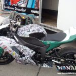 Monarch Motorcycle Graphic Wrap