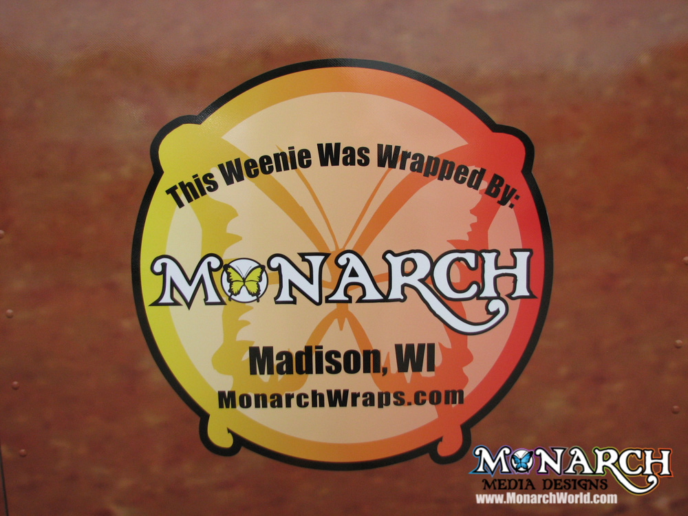 Monarch Oversized Wrap Madison