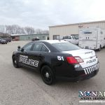Monarch Police Fire Graphic Wrap