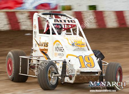 Racecar Graphics ⋆ Monarch Media Designs ⋆ Madison, WI