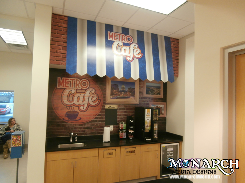 Wall Graphics And Wall Murals ⋆ Monarch Media Designs