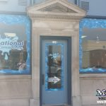 Door Graphic Window Graphic Madison Wi