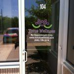 Door Graphic Window Graphic Madison Wi