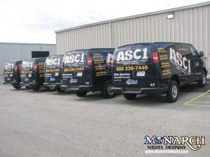 Fleet Graphics Wraps Madison Wi