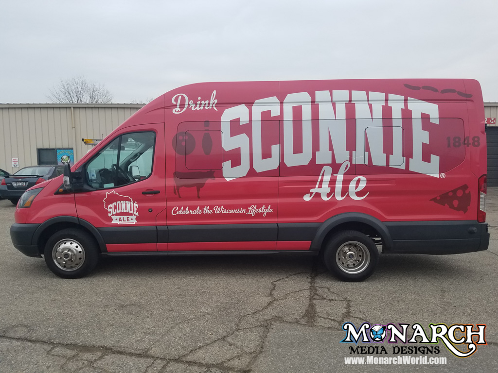 sconnie sprinter wrap madison wi 1
