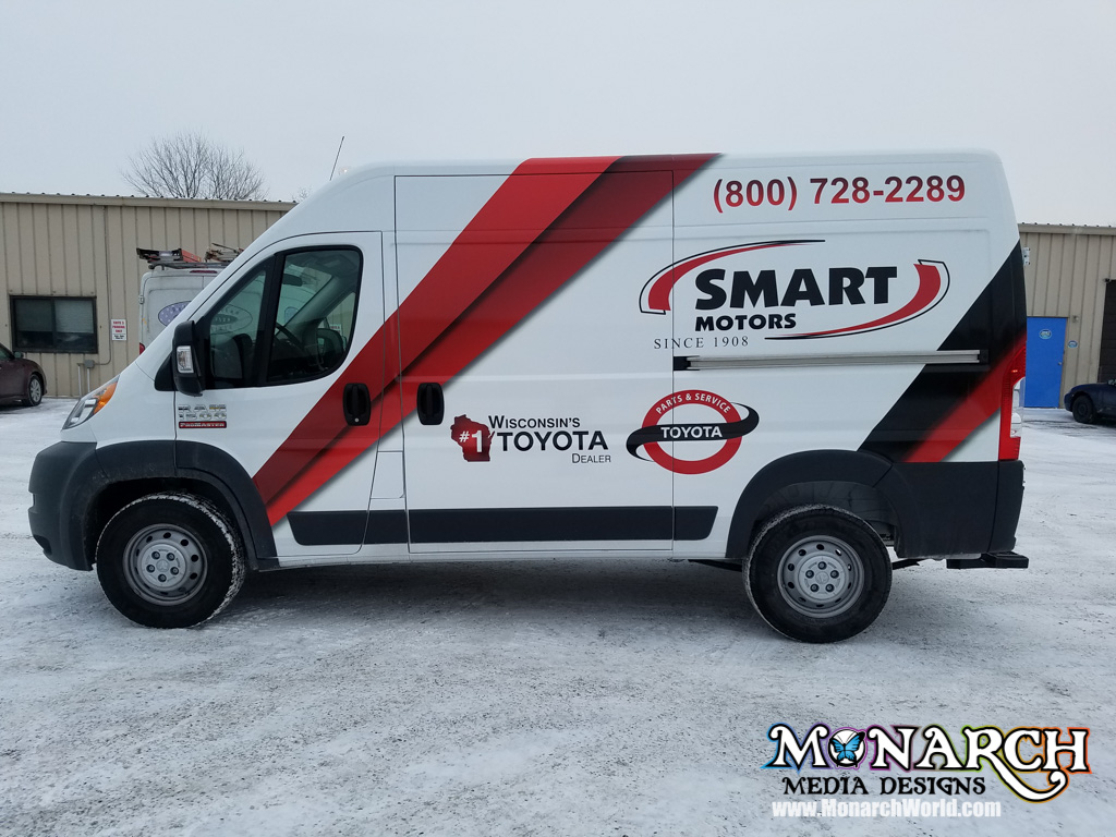 smart motors transit partial wrap 2 1