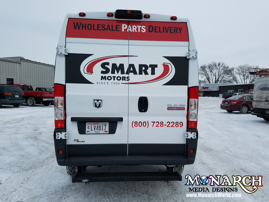 smart motors transit partial wrap 2 4