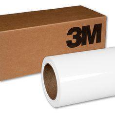 M Wrap Vinyl White