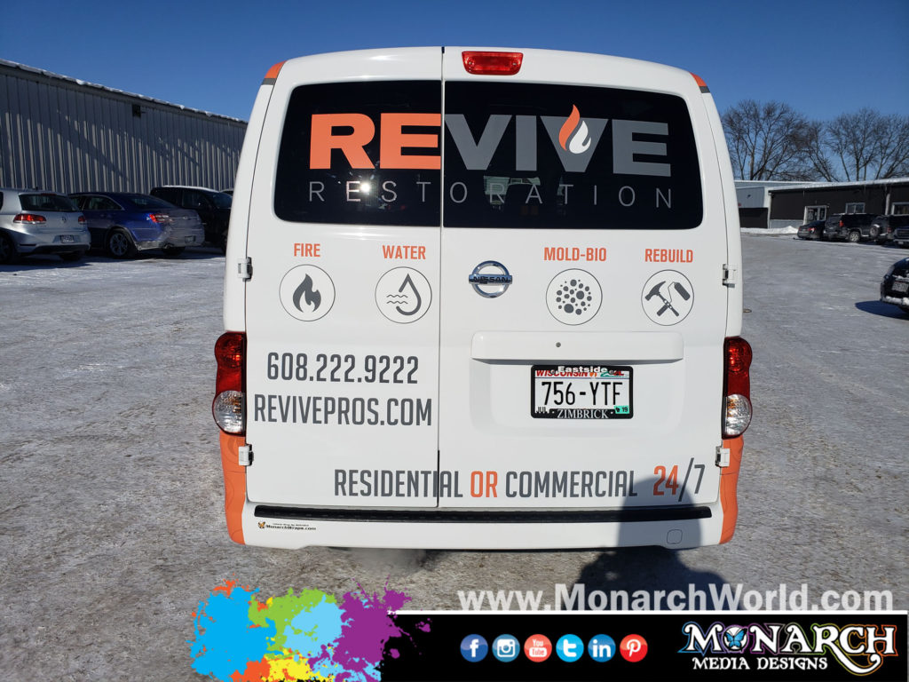 Revive Restoration Nv Partial Wrap
