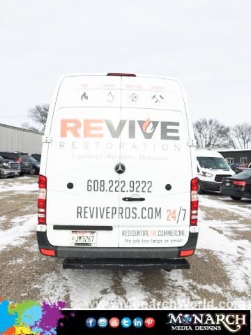 Revive Restoration Sprinter Wrap